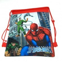 Spiderman sack bag