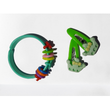 Bracelet with Clip
