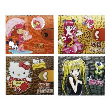 Paper Wallet - Girls Theme (Set of 10)