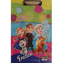 Frozen Elsa Exam Pad (Set of 10)