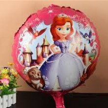 Sofia Birthday Foil Balloon