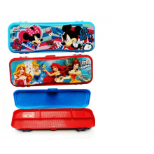 Dual Sided Pencil box - Disney Theme