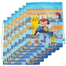 Sack Bag - Pokemon (Set of 10)