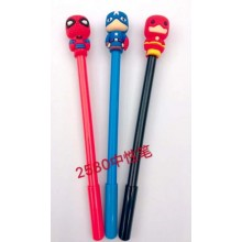 Superhero Avenger Gel Pen