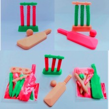 Cricket Set Eraser (Set of 20)