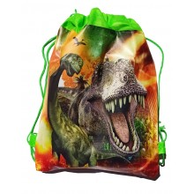 Sack Bag - Dinosaur