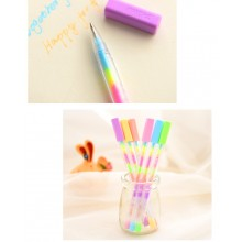 Unicorn Multi Colored Pen (Set of 10)
