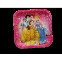 Paper Plate -Princess