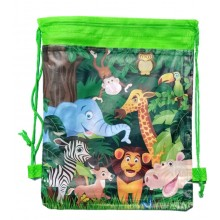 Jungle Sack Bag (Set of 12)