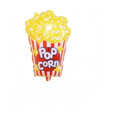 Pop Corn Foil Balloon (Set of 2)