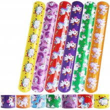 Unicorn Slap Band (Set of 10)