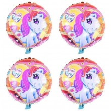 My Pony Party Balloons (Set of 5)