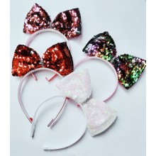Cute Sequin Hair Band