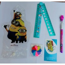 Minion Stationery Pack