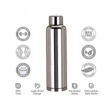 Stainless Steel Water Bottle - 1000 ml