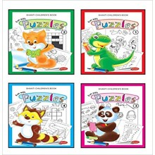 Puzzles - Activity Book