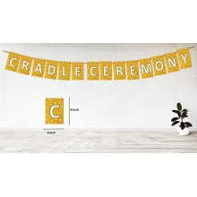 Cradle Ceremony Banner