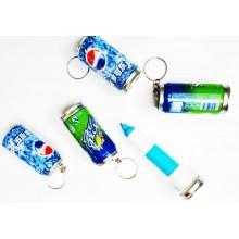 Soda Can Pen Keychain