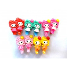 Doll Hair Clips (1 pair)