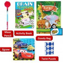 Brain Teaser Pack