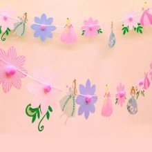 Flower Fairy Flag