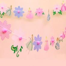 Flower Fairy Flag
