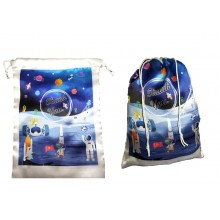 Space Cloth Goody Bag