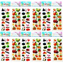 Fruits And Vegetable Stickers