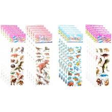 3D Stickers-Dino