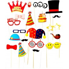 Birthday Party Props