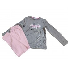 Unicorn Print cotton Nightwear (5 - 7 Years Girls')