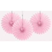 Paper Fan- Pink