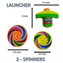 Spinning Toy Top