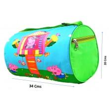 Duffle Bag- Peppa Design