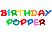 Birthday Popper