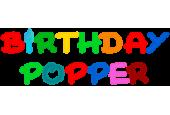 Birthday Popper